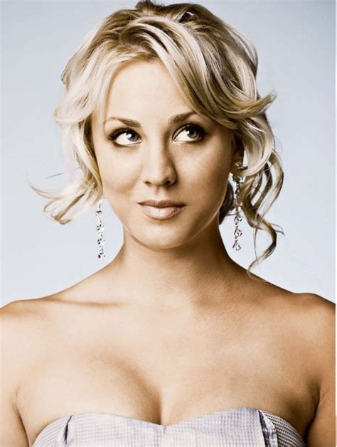 penny hair celebrity arena kaley cuoco is an american hot sexy actress