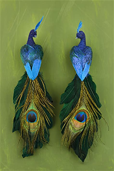 silk peacock home decor peacock feathers and artificial peacocks
