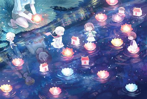 wallpaper anime beautiful beautiful anime wallpaper wallpapersafari