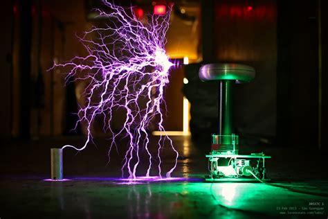 Drsstc Tesla Coil Drsstc 1 Table Top Musical Tesla Coil Loneoceans