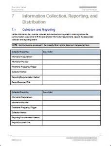 church security plan template communication plan information gathering a