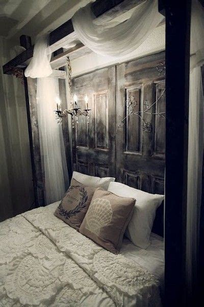 headboard from old doors old door headboard dream decor for home pinterest