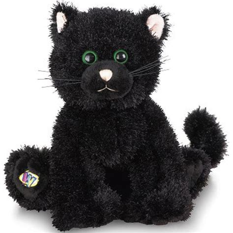Toys Black webkinz black cat soft toys and wigig at the