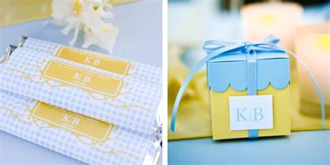 Blue And Yellow Baby Shower by Pale Blue Yellow Baby Shower Guest Feature