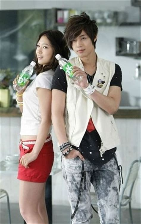 film drama korea kim hyun joong park shin hye kim hyun joong boys over flowers