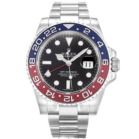 Rolex Gmt Automatic By Willy Shop black rolex gmt master ii 116719 replica watches store
