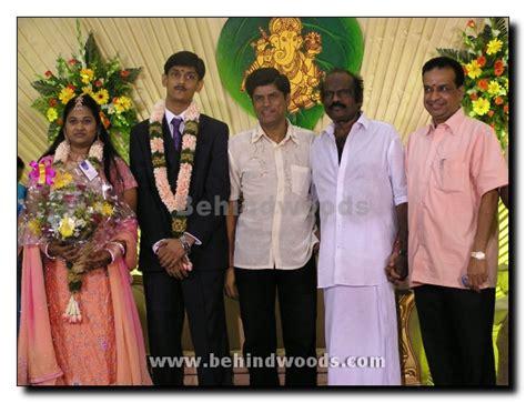 actor goundamani family photos video goundamani daughter reception veethi