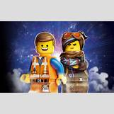 The Lego Movie Emmet And Lucy | 710 x 444 png 870kB