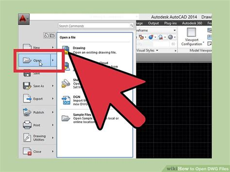 how to open dwg file 5 ways to open dwg files wikihow