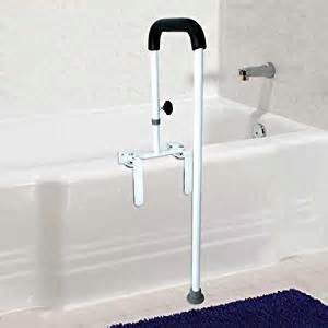Bathroom Shower Rails Floor To Tub Bath Safety Rail Health Personal Care
