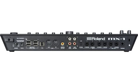 Mixer Audio Roland roland mx 1 audio mixer