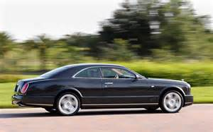2009 Bentley Brooklands 2009 Bentley Brooklands Side View Photo 5