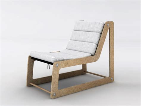 made com armchair oyd design s flatpack fl inout chair is made from recycled