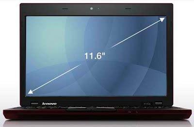 Harga Matrix Pro Hd Ethernet mini netbook lenovo thinkpad x100e harga dan spesifikasi