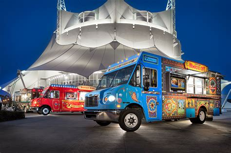 disney truck trucks on the town at downtown disney side june 21
