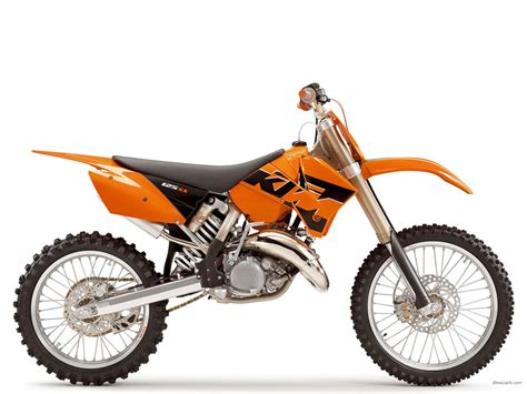 01 Ktm 125 Sx Ktm 125 Sx 1024 X 768 Wallpaper