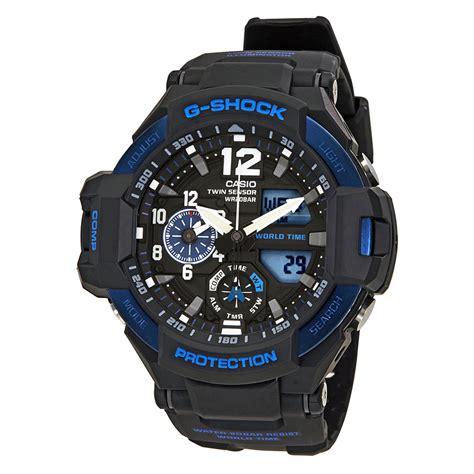 G Shock Ga1100 Blue Rubber 1 Jpg casio ga1100 2b g shock mens quartz