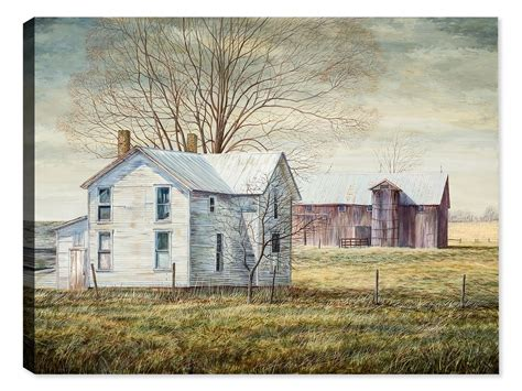 old farm house old farmhouse by pat gamby original paintings farming