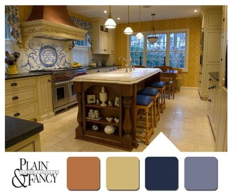 country kitchen colors country kitchen with warm color scheme