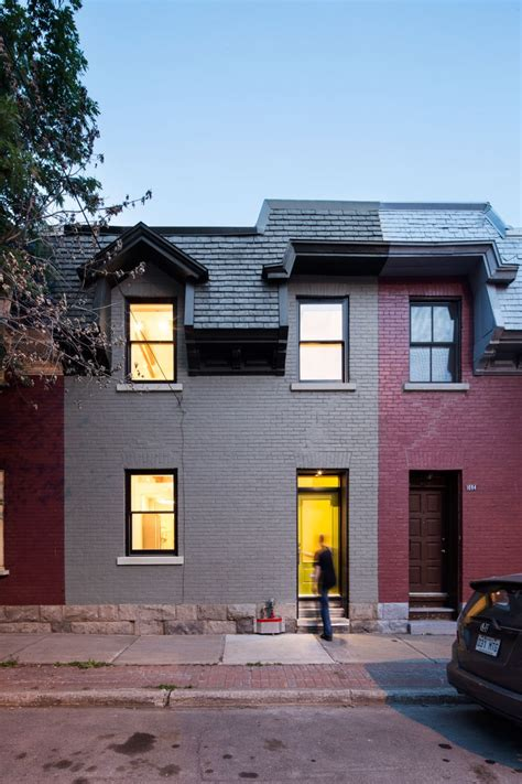 Vivi Turki a stylish remodeling of a home in montreal2014 interior