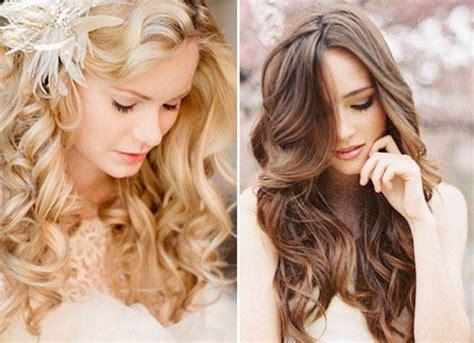 Frisuren Hochzeit Lange Haare Offen by Hochzeitsfrisur Lange Haare Offen