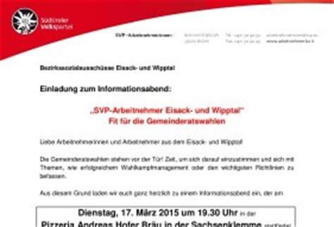 Muster Einladung Pressekonferenz Bezirkssozialaussch 252 Sse Eisack Und Wipptal Einladung