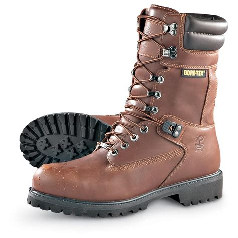 timberland tex boots s 10 quot timberland 174 tex 174 boots