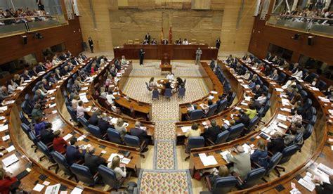 la asamblea de los 8498388074 la asamblea de madrid publica la n 243 mina de todos sus diputados