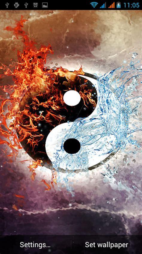 android wallpaper yin yang yin yang live wallpaper android apps on google play