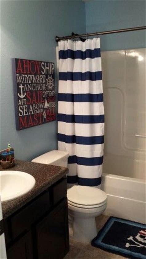 Boy Bathroom Shower Curtains by The World S Catalog Of Ideas