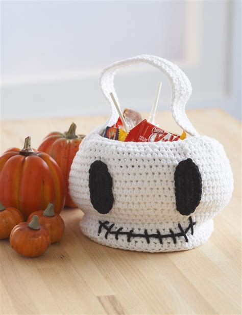 crochet pattern halloween bag 1000 images about holiday knitting on pinterest trick