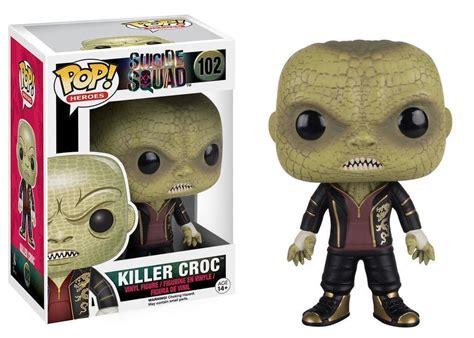 killer croc pop squad pop bonecos funko do filme esquadr 227 o