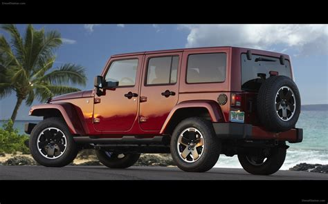 Jeep 2012 Wrangler Jeep Wrangler Unlimited Altitude 2012 Widescreen