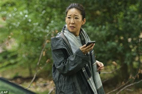asian actress nominated for emmy sandra oh is first asian woman to be nominated for best