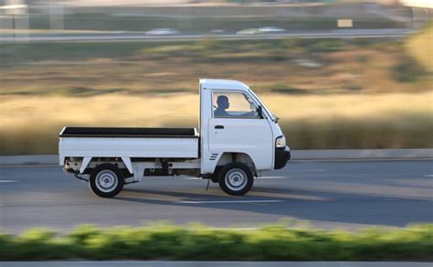 Maruti Suzuki Carrier Made In India Maruti Carry To Be Launched In South