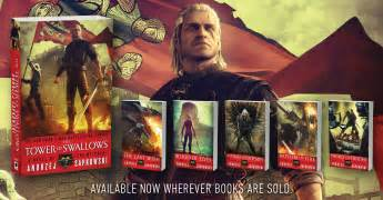 Books At Barnes And Noble Witcher Where To Start With The Books By Andrzej Sapkowski