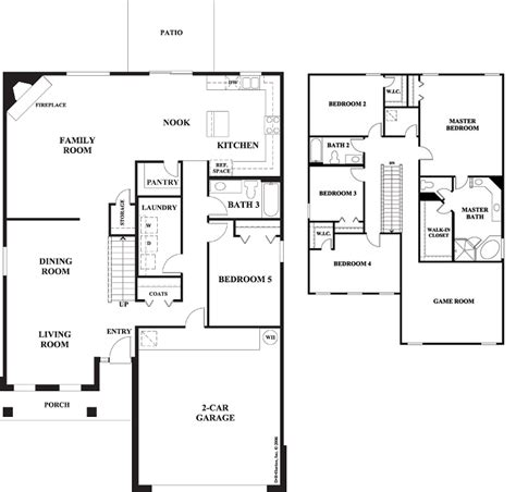 Dr Horton Home Floor Plans | amazing dr horton home plans 11 d r horton floor plans