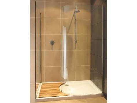 Walk In Shower Systems Mizu Soothe Open Walk In Shower System Bathroom