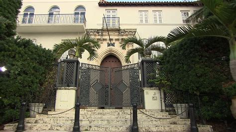 gianni versace house inside miami mansion where gianni versace lived today com
