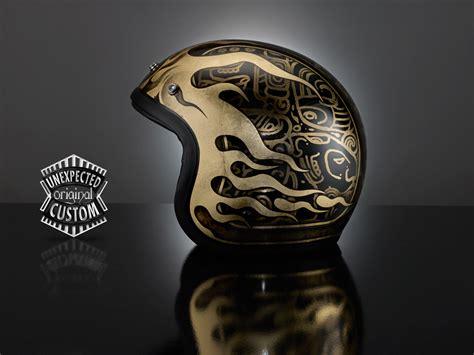design of helmet maya dmd vintage unexpected custom