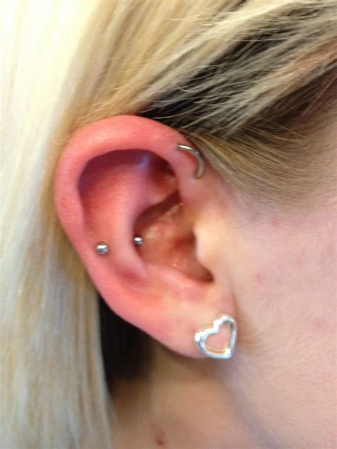 how to care for a helix or forward helix piercing 166 best images about piercings on pinterest