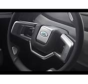 2011 Land Rover DC100 Concept  Steering Wheel 1920x1440