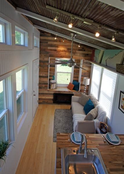 tiny houses pictures inside and out 180 sq ft yosemite tiny house on wheels