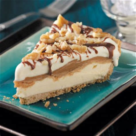 freezer peanut butter pie recipe taste of home