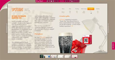landscape mode layout best content marketing practices to support design