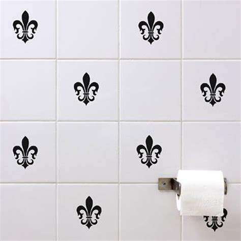 Stickers For Tiles Bathroom by 13 White Bathroom Tile Stickers Ideas And Pictures