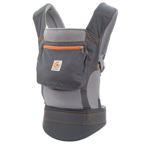 Ergobaby Take Along Mini Backpack by Ergobaby Performance Carrier Grey