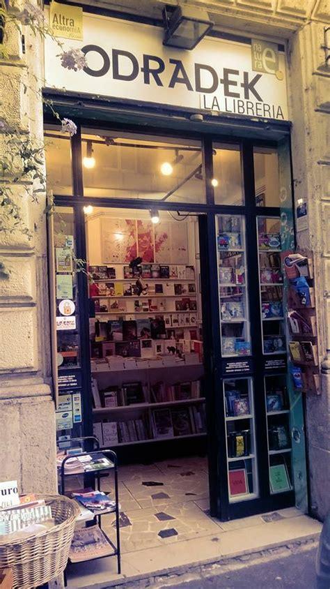 la libreria roma adottiamo odradek la libreria di roma crowdfunding