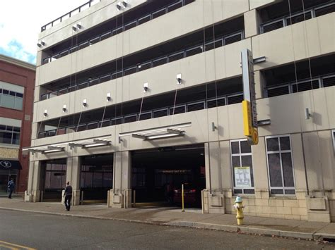 Pittsburgh Parking Garage by Furnace Garage Parking In Pittsburgh Parkme