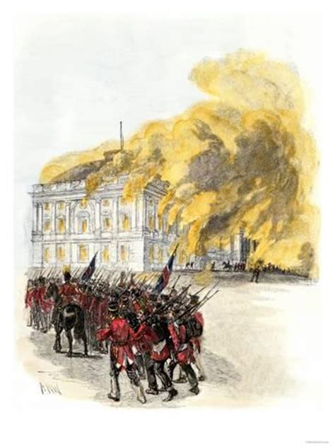 the burning of the white house white house burning 1812 book covers